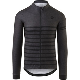 AGU Essential Melange LS Jersey Men, iron grey